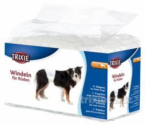 Papírové pleny pro psy L-XL 60-80 cm [12 ks/bal.] - zvìtšit obrázek